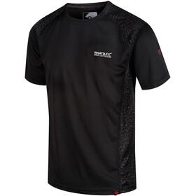 Regatta Hyper-Reflective II t-shirt Heren zwart